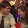 Valerie: the office jim and pam