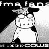 Sarah: worship cows (erendisblack)