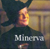 The Hysterical Hystorian: Minerva McGonagall
