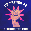 BAM: Fight the Man