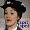 !julie (mary poppins) !mary poppins
