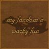 firefly - wacky fun