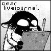 Dear live journal