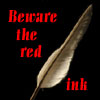 Beware the Red Ink