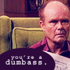 you're a dumbass