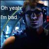Claudia: Mulder's a bad ass