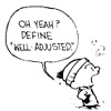 Mizarchivist: Calvin- Well adjusted