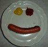 hotdog smile