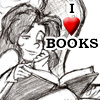 i love books HP