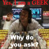MidnightRanter: Geek