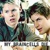 Irmak: brian/justin braincells died!