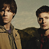 Admission to the Burning Ruins — 10¢: SPN - Dean and Sam