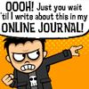 Tiffany: orneryboy journal
