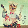 Tiffany: muppets swedish chef