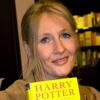 Joanne Kathleen Rowling: I balance chin on book and tilt my head.
