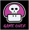 *Mario-Game Over