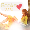 K, Bop or Boppy--take your pick!: books are love