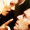 Baltar and Six