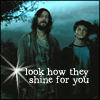 Harry and Sirius - Look how they shine