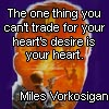 Vorkosigan heart