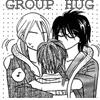 Silver Diamond//Group Hug