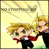 no stopping me!