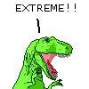 extreme dinosaur