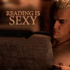 Reading is sexy (Spike)