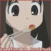 AzuDai - Questionable Foodstuff, Questionable Foodstuff