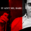 Cash - It ain't me babe...