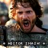 Hector smash!