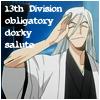 Dorky Salute