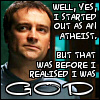 mckay as god
