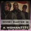 carter is a woman