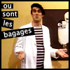 Monty Python: where is the baggage?