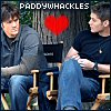 """Smokin' hot."": Paddywhackles from Liz"