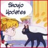 sailor moon - shoujo updates