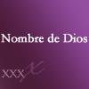nombre de dios