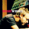 ungratefulwench: Dominic Monaghan Music Whore
