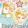 Fujiko: doubletrouble