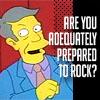 Skinner rocks