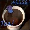 halfway out of the dark: ahhhh! tea!