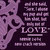 [milliways] Crack Bible