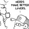 foxtrot: nerds make better lovers