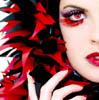 piranha - the red queen.