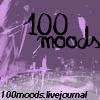 100 Moods Fanfic Challenge
