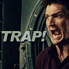 A One-Way Ticket to Laughtertowne, USA: It's a Trap! by pyro_icons