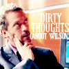 house; dirty thoughts