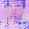 blue_aingeal: my secrets