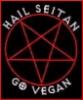 vegan: hail seitan